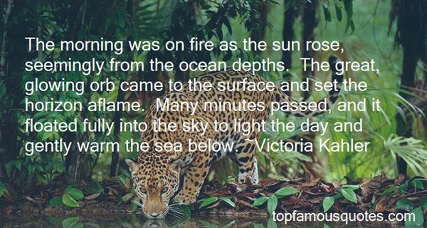 Quotes About The Sea And Sun