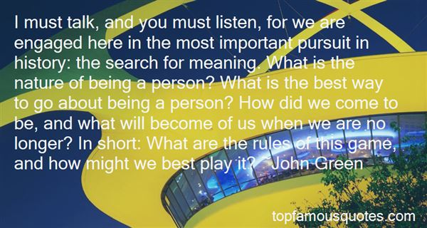 Quotes About The Search For Meaning