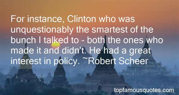 Quotes About The Smartest