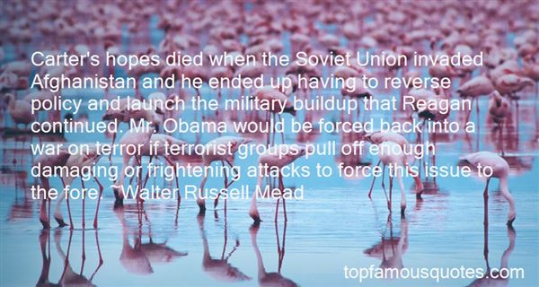 Quotes About The Soviet War In Afghanistan