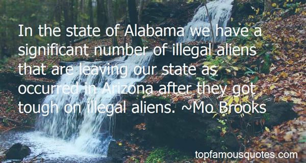 Quotes About The State Of Alabama