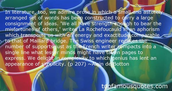 Quotes About The Swiss Alps