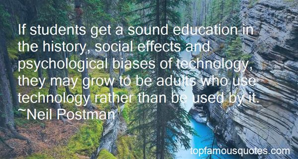 Quotes About The Use Of Technology In Education