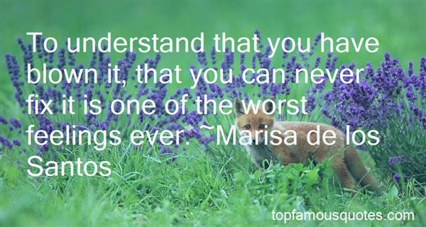 Quotes About The Worst Feeling