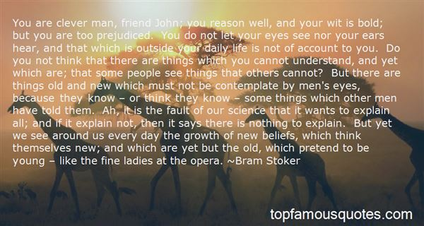 Quotes About Things We Cannot See