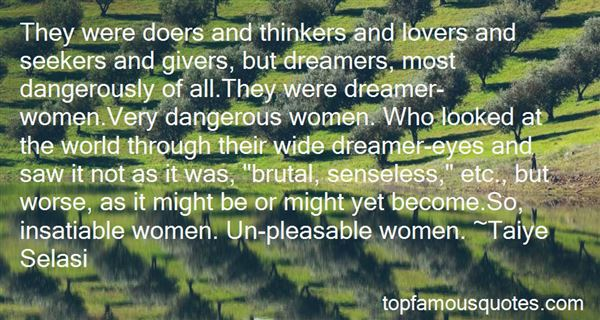 Quotes About Thinkers And Doers