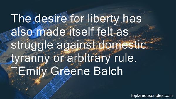 Quotes About Threats To Liberty