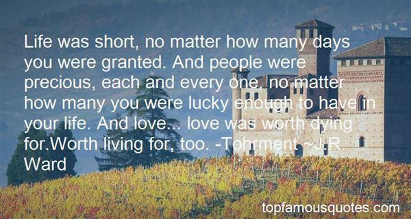 Quotes About Tohrment