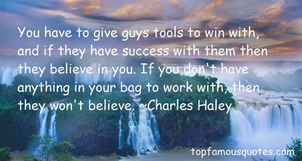 Quotes About Tools For Success