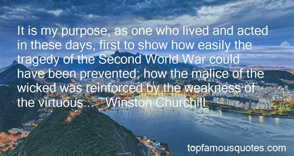Quotes About Tragedy Of War