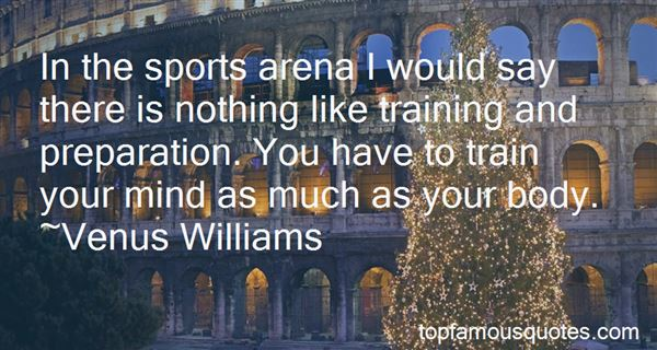 Quotes About Training For Sports