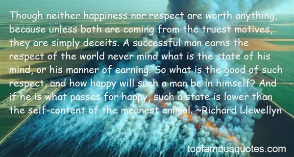 Quotes About Transcendentalist Happiness