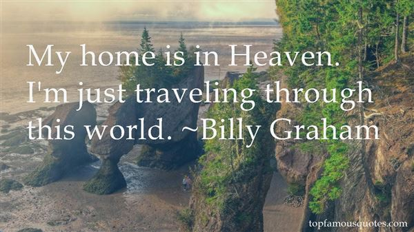 Quotes About Traveling From Home