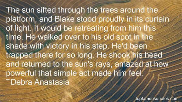 Quotes About Trees And Shade