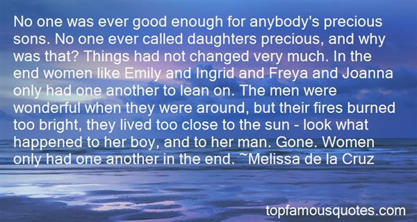 Quotes About Troubled Daughters