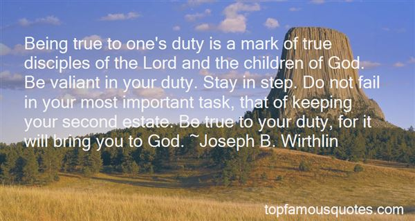 Quotes About True Disciples