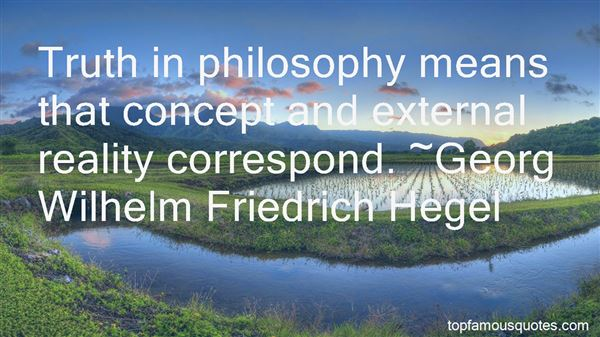 Quotes About Truth Philosophy