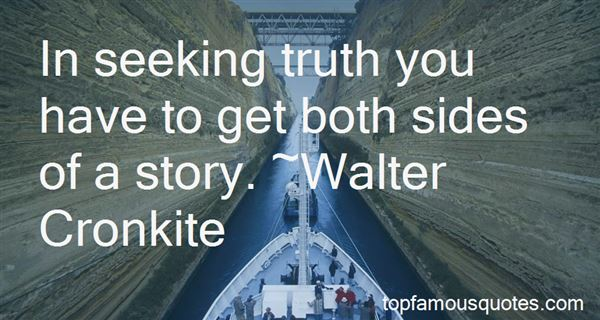 Quotes About Truth Seeking