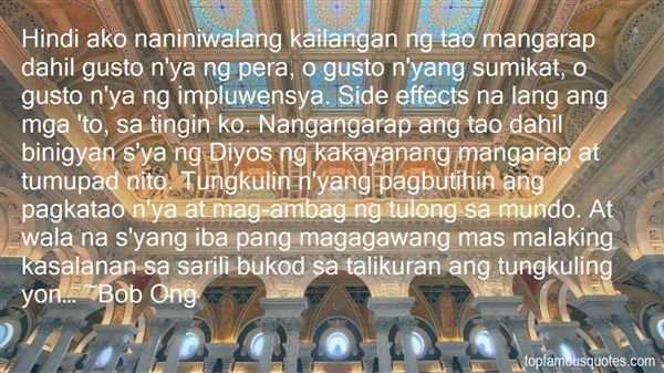 Quotes About Tungkulin