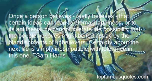 Quotes About Unbelievers