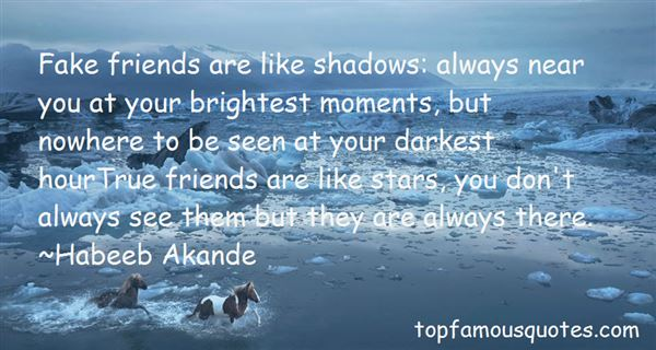 Quotes About Untrusting Friends