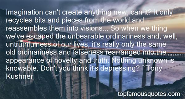 Quotes About Untruthfulness