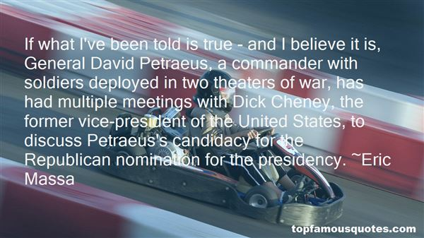 Quotes About Us Presidency