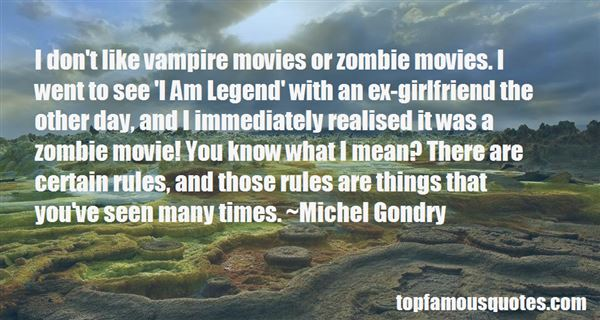 Quotes About Vampire Movies