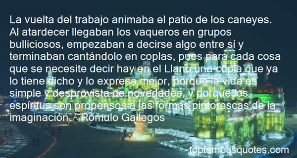 Quotes About Vaqueros