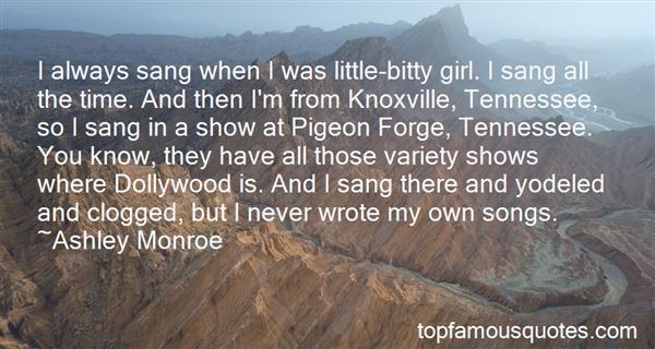 Quotes About Variety Shows