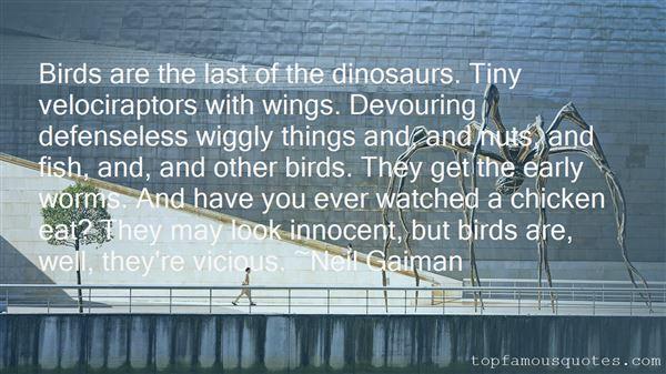 Quotes About Velociraptors