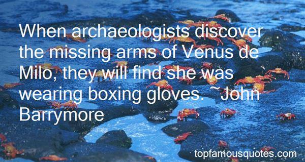 Quotes About Venus De Milo