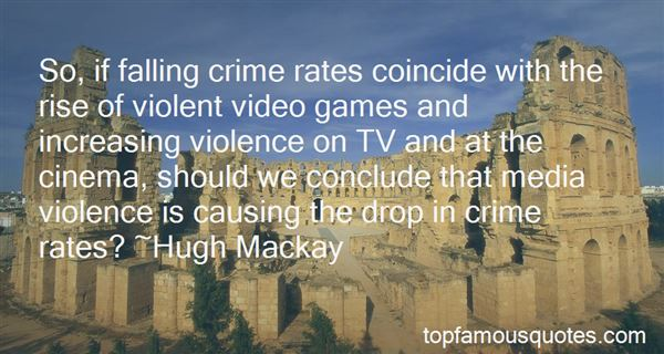 Quotes About Video Games Violence