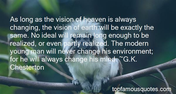 Quotes About Vision And Change