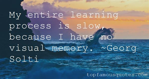Quotes About Visual Learning