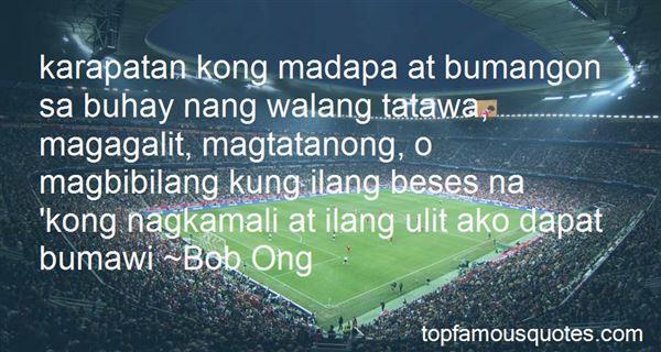 Quotes About Walang Karapatan