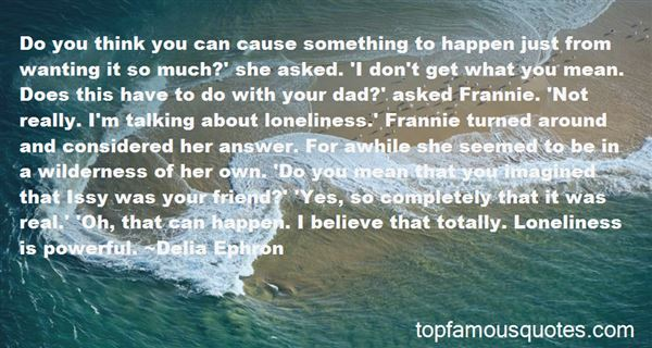 Quotes About Wanting Something To Happen
