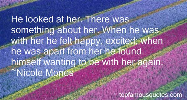 Quotes About Wanting To Be With Her