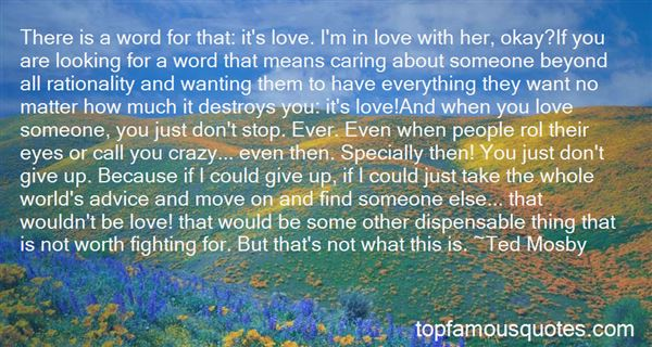 Quotes About Wanting To Find Love