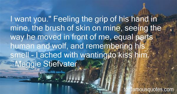 Quotes About Wanting To Kiss Him