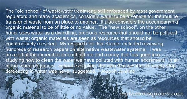 Quotes About Waste Materials