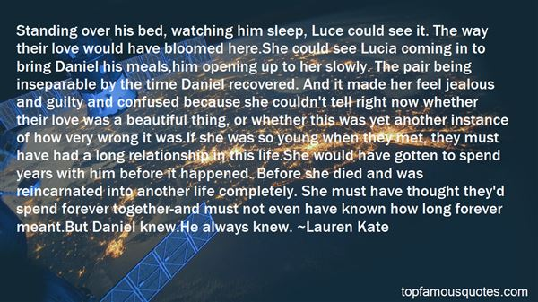Quotes About Watching Him Sleep