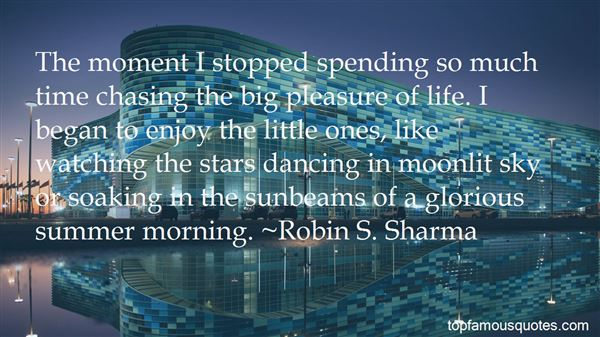 Quotes About Watching The Stars