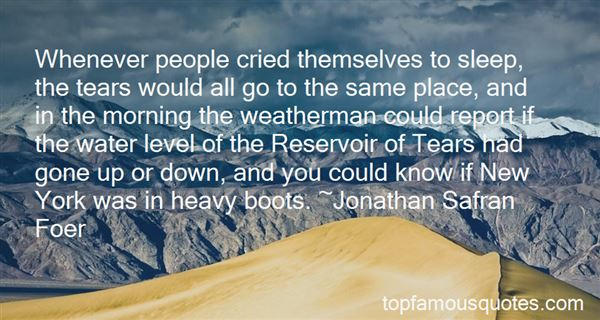 Quotes About Weatherman