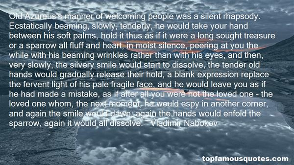 Quotes About Welcoming People