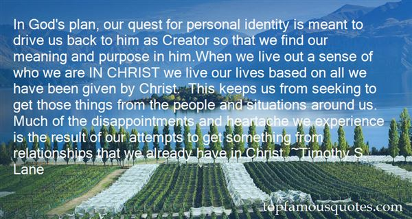 Quotes About Who We Are In Christ