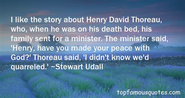 Quotes About Wilderness Thoreau