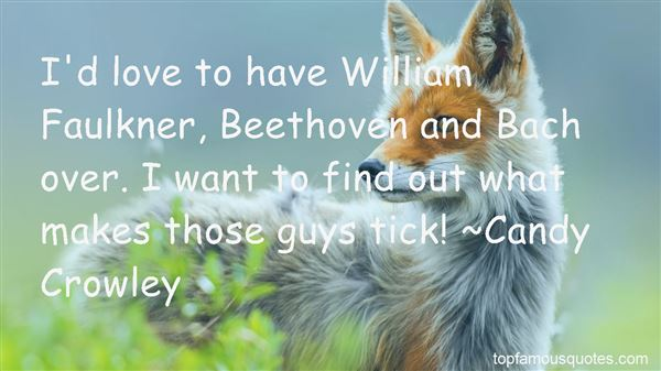 Quotes About William Byrd