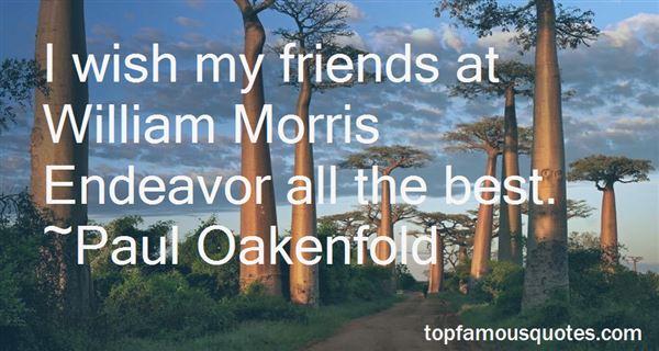 Quotes About William Morris