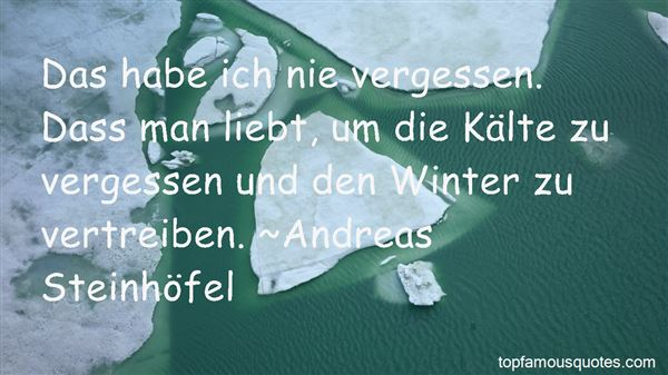 Quotes About Winter Changing To Spring